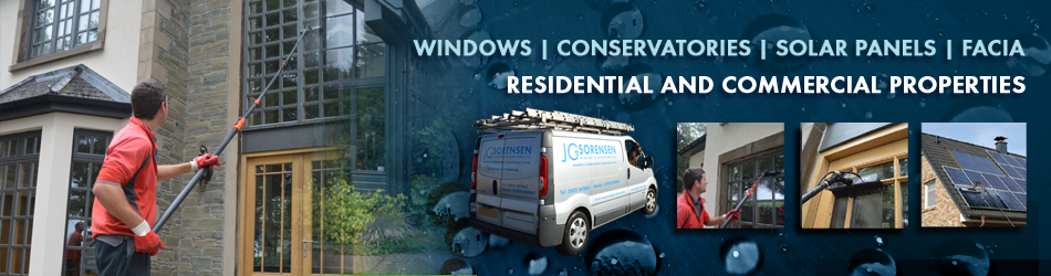 window cleaner Perth, Dundee, Tayside